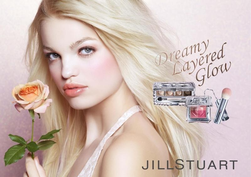 Daphne Groenveld for Jill Stuart Beauty