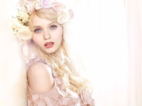 Abbey Lee Kershaw for Jill Stuart Beauty