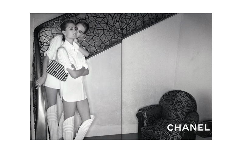 Chanel Cruise 2014 Campaign Released